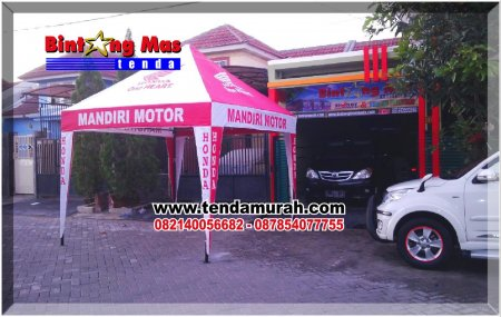 JUAL TENDA CAFE MALANG